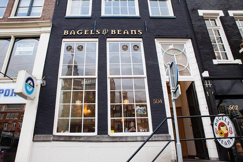 Bagels & Beans Keizersgracht